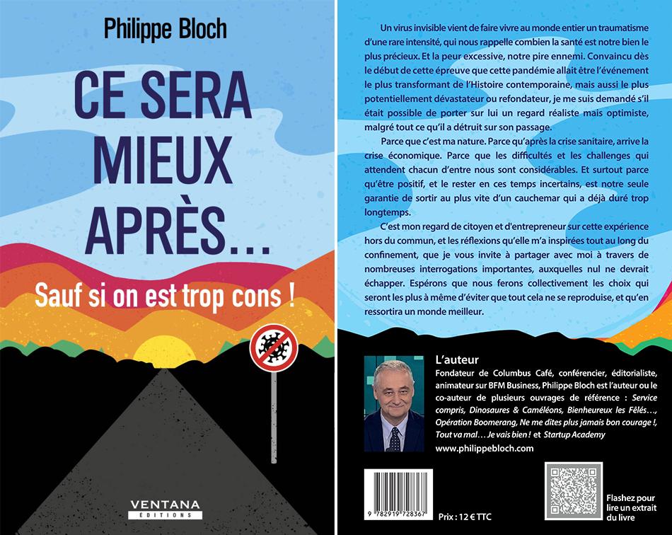 Philippe Bloch - Ce sera mieux après...