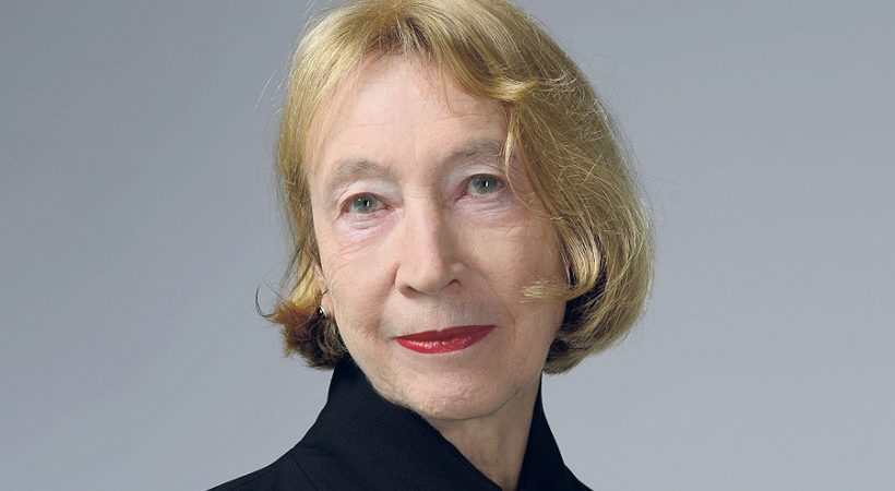 Chantal Thomas, romancière et essayiste